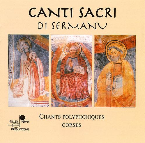 Canti Sari du Sermanu - Chants Corses