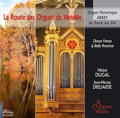 Hélène Dugal & J.Michel Dieuaide - Orgue du Poiré sur Vie (85)