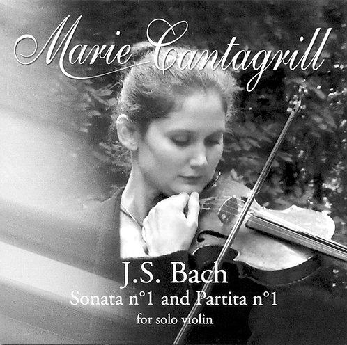 J.S. Bach - Sonate n°1 & Partita n°1