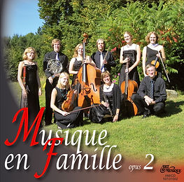 """""""Musique en famille"""" opus 2"""