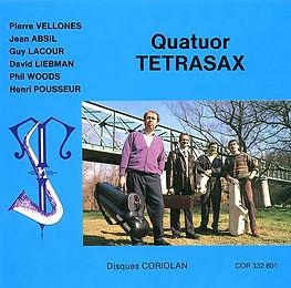 """""""Tetrasax"""" - Quatuor de Saxophones"""