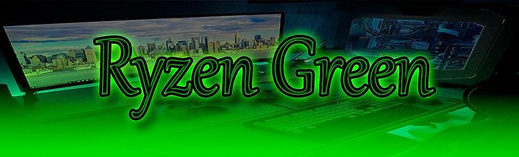 Ryzen, AMD, Computer, Pc