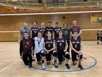 18u Boys Gold @ Spartans