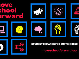 OSV Joins the Education Justice Collective to Support Move School Forward Campaign