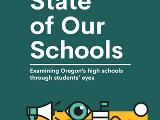 Statewide student report comes at a pivotal moment in national student voice movement