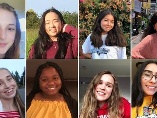 Meet the 2020-2021 Leadership Team!