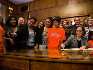 The Oregon Ethnic Studies Bill signed into law