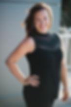 Owner Desiree Barton of MODLUX INTERIORS