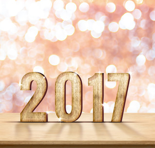 2017 New Years Resolutions
