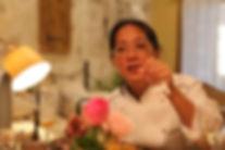 La cheffe Michelle Chang du Restaurant La cinquième Saveur.