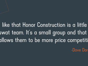 Honor Construction Project Spotlight: Spoonlickers