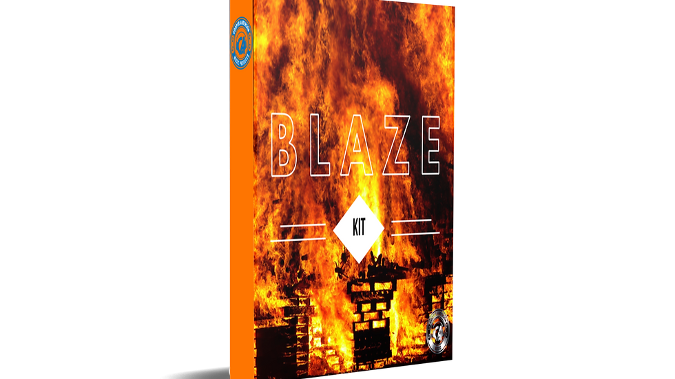 CA Blaze Kit Sample Pack