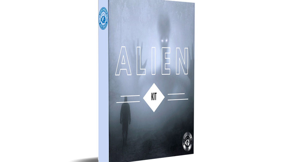 CA Alien Kit Sample Pack