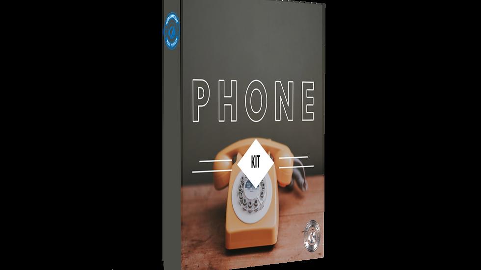 CA Phone Kit Sample Pack