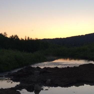 Блялик, приток реки Копь