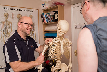 Ian Reinge Physiotherapy Clinic Kenilworth Portishead