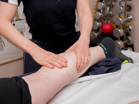 5 Reasons you need a Sports Massage.... even if you aren't sporty!!