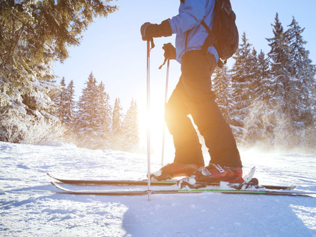 How to avoid Skiing injuries