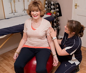 Gina Reinge Sports Therapy Clinic Kenilworth Portishead