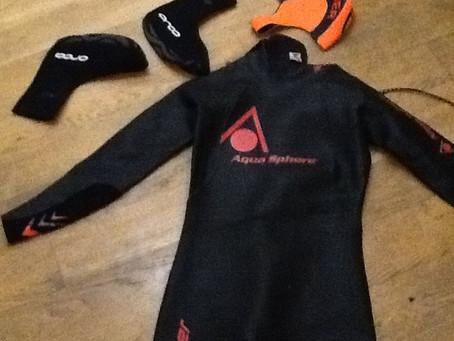 Wetsuit needed