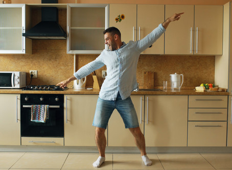 The Kitchen Dance!
