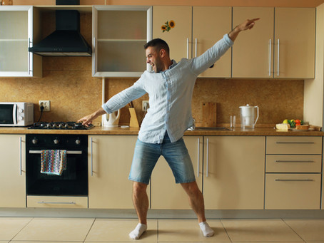 The Kitchen Dance!