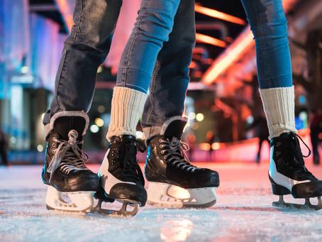 Bottoms, Socks and Ice Skating!