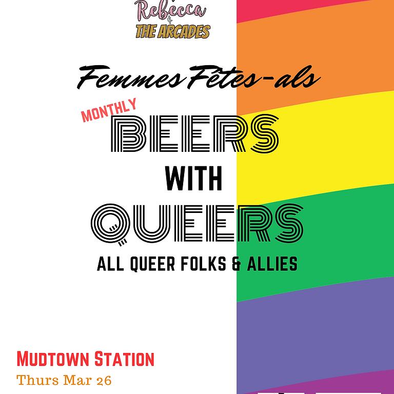 Queeraoke - Beers with Queers