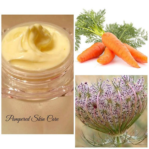 Healing Carrot Face/Eye Cream