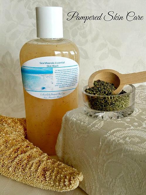 Sea Minerals Essential Skin Wash - 4 oz