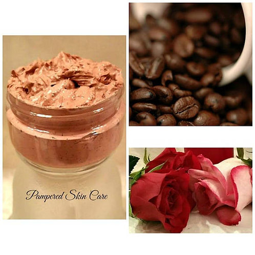 Coffee Rose Kaolin Clay Mask