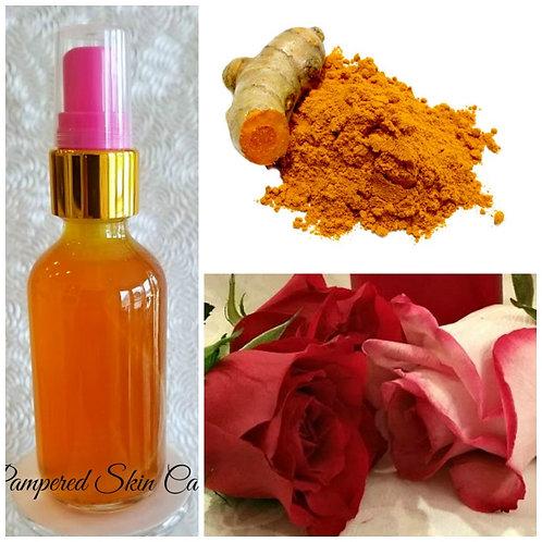 Pure Golden Rose Toner