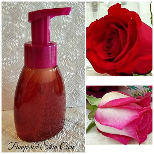 Rosewater Foaming Skin Wash