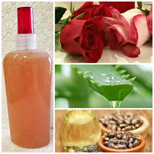 Rose Water & Aloe Conditioning Hair Spray