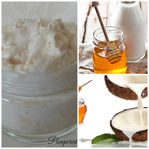 Milk & Honey Whipped Skin Wash