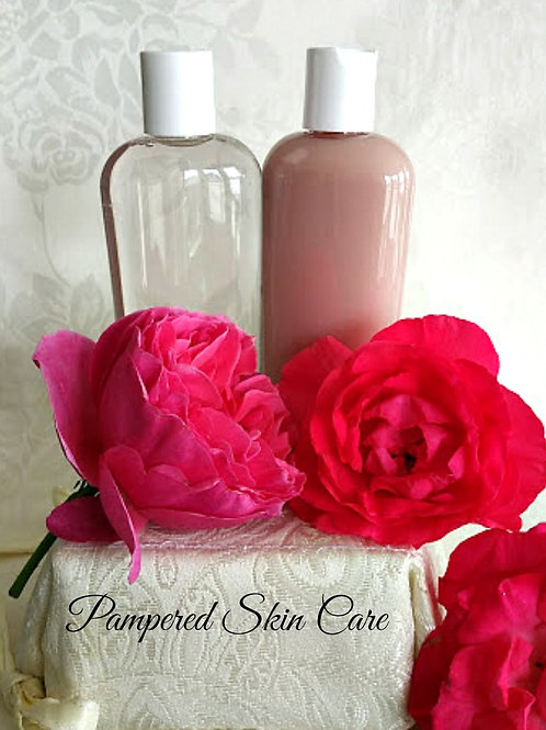 Just Rosey Floral Shampoo & Conditioner