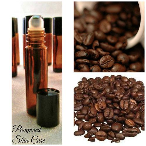 Coffee Bean Oil Eye Serum, Reduces Puffy Eyes