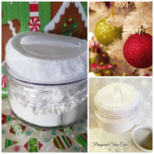 Holiday Scents! Silky Herbal Dusting Powder ~