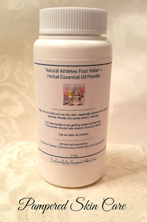 Natural Athletes Foot Relief