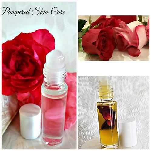 Rosehip Nourishing Lip Oil ~