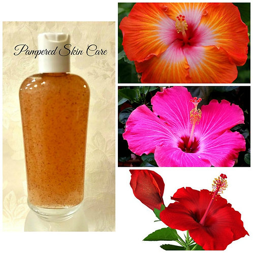 Hibiscus Petal Skin Wash