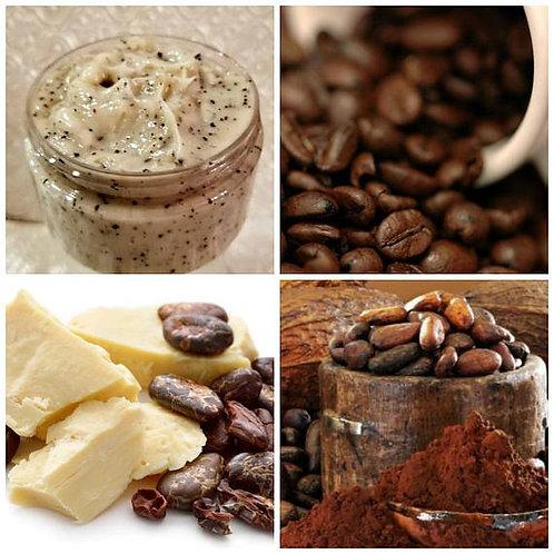 Black Roasted Coffee Seed Oil Treatment Hair Paste