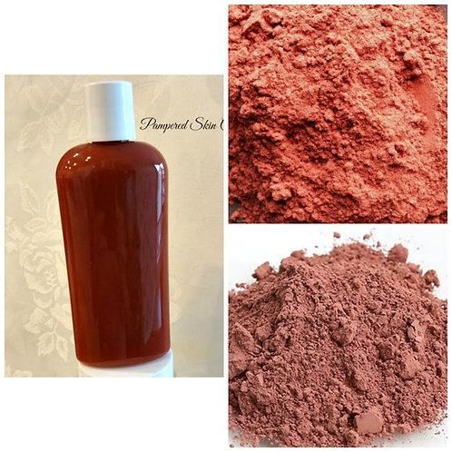 Sandalwood Rose Shampoo & Skin Wash