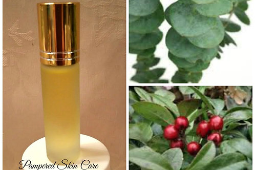 Extreme Sinus Congestion Relief Essential Oil Blend