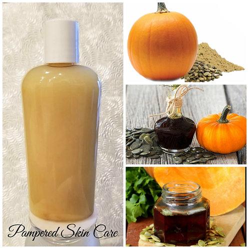 Creamy Pumpkin Seed Skin Wash