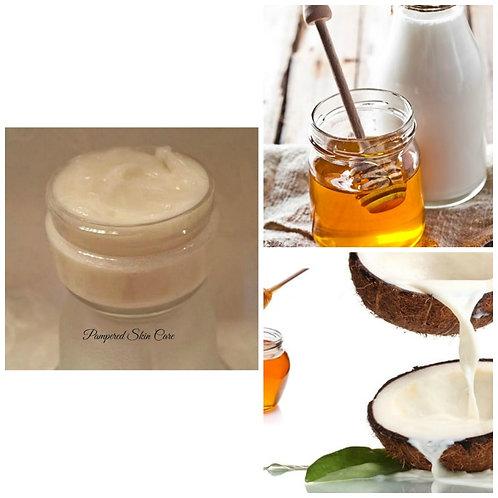 Milk & Honey Clay Face Mask