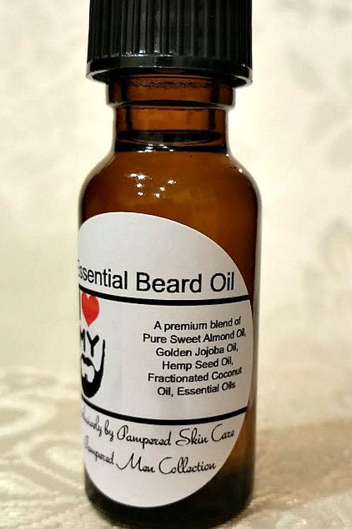 Essential Beard Oil