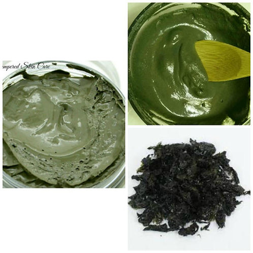 Spirulina & Sea Kelp Clay Mask