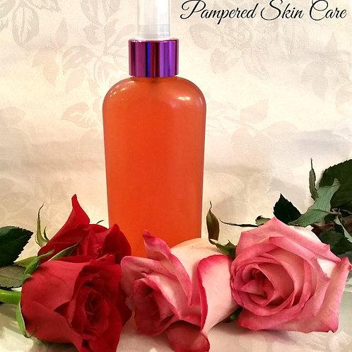 Frankincense & Rose Water Toner ~ Organic, 100% Natural