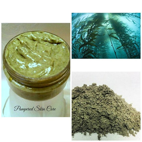 Dead Sea Clay & Sea Kelp Hair Mask